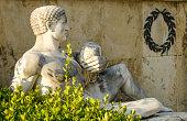 Statue in Greece