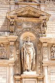 Statue in Milan