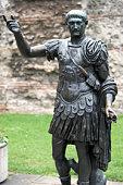 Statue of a Roman Emperor