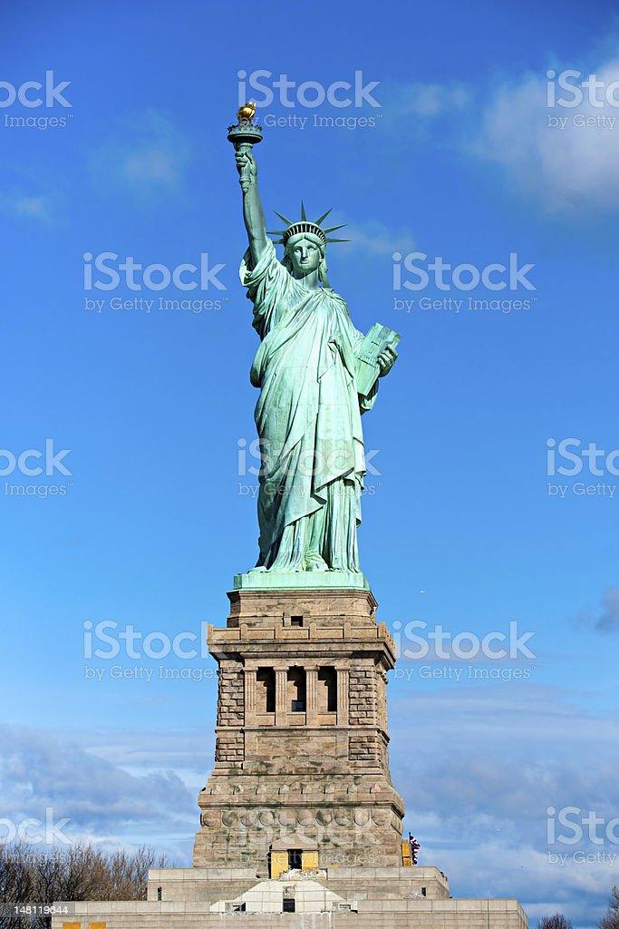 Statue von Liberty. New York, USA. – Foto