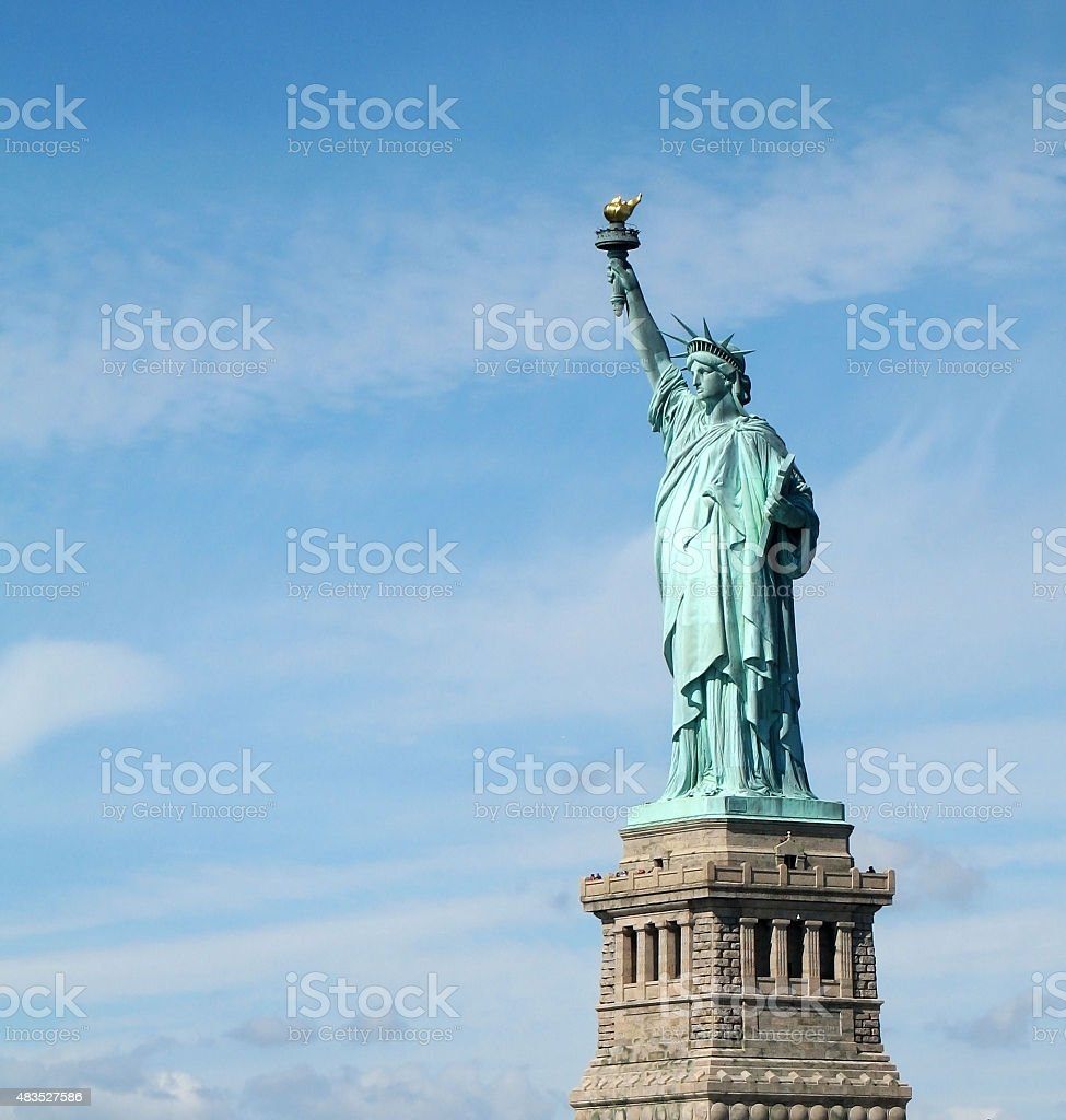 Statue Of Liberty NYC stock photo