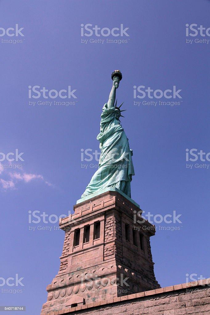 Statue of Liberty stock photo