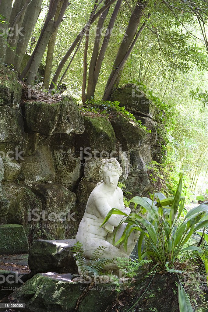 Statue of Venus stock photo