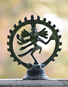 Statuette of the dancing Shiva