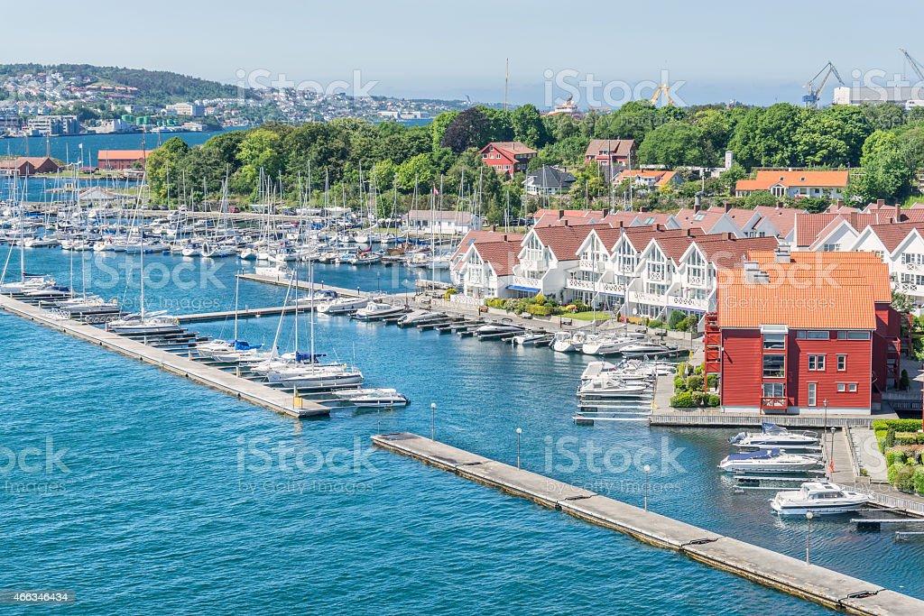 Stavanger Housing stock photo