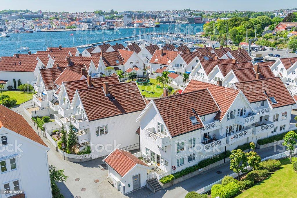 Stavanger stock photo