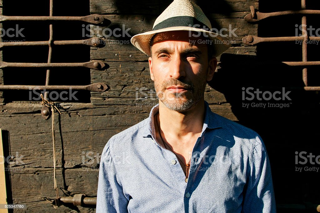 Stay cool. stock photo