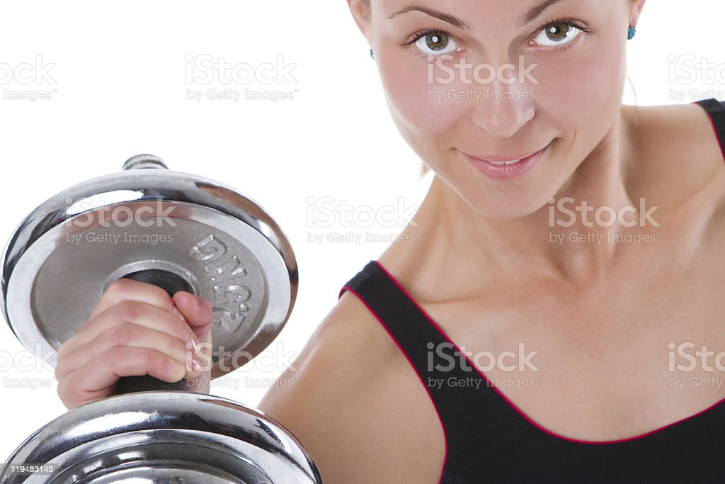 stay fit royalty-free stock photo