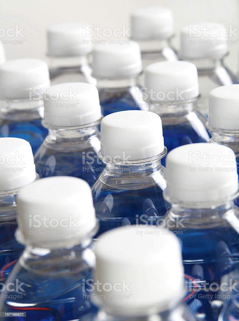 Stay Hydrated This Summer royalty-free stock photo