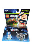 Stay Puft Ghostbusters Lego Dimensions Fun Pack