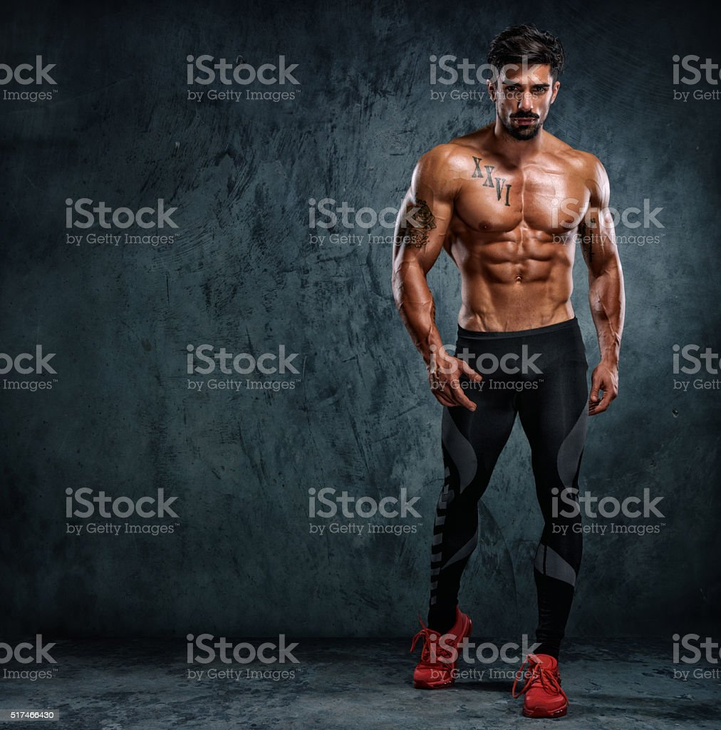 Stay Strong stock photo
