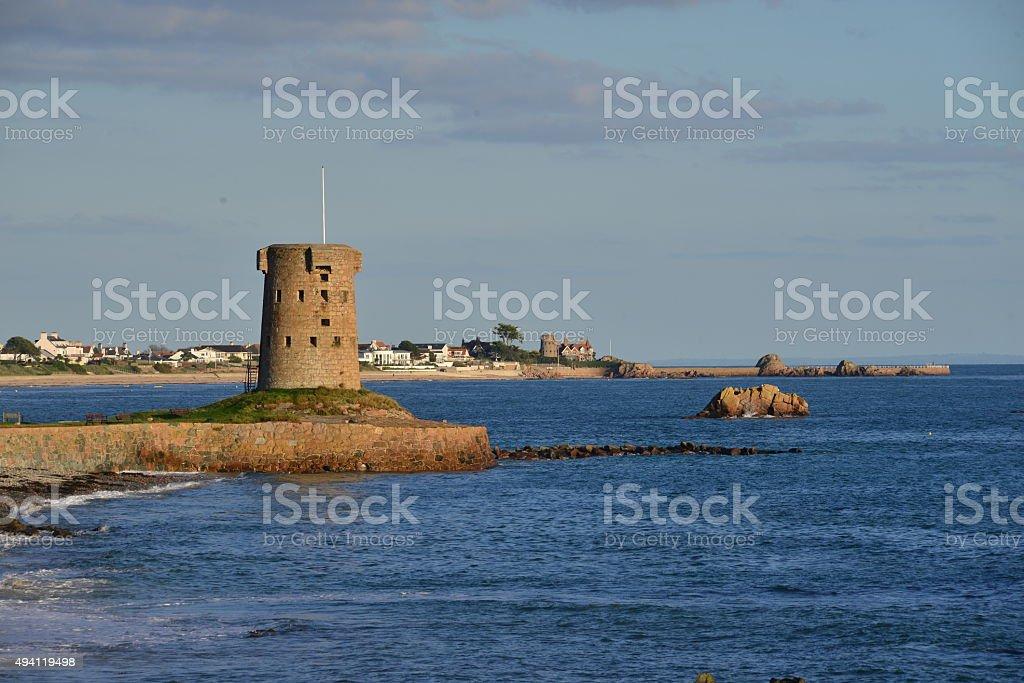 St.Clement, Jersey, U.K. stock photo