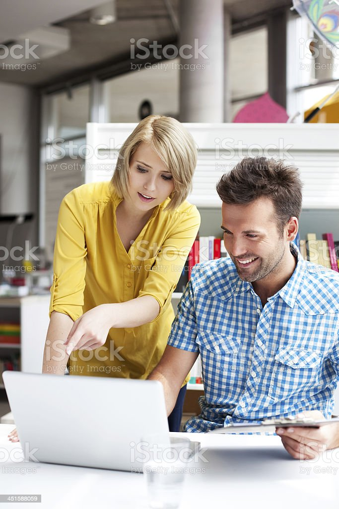 Stdents learning in library stock photo