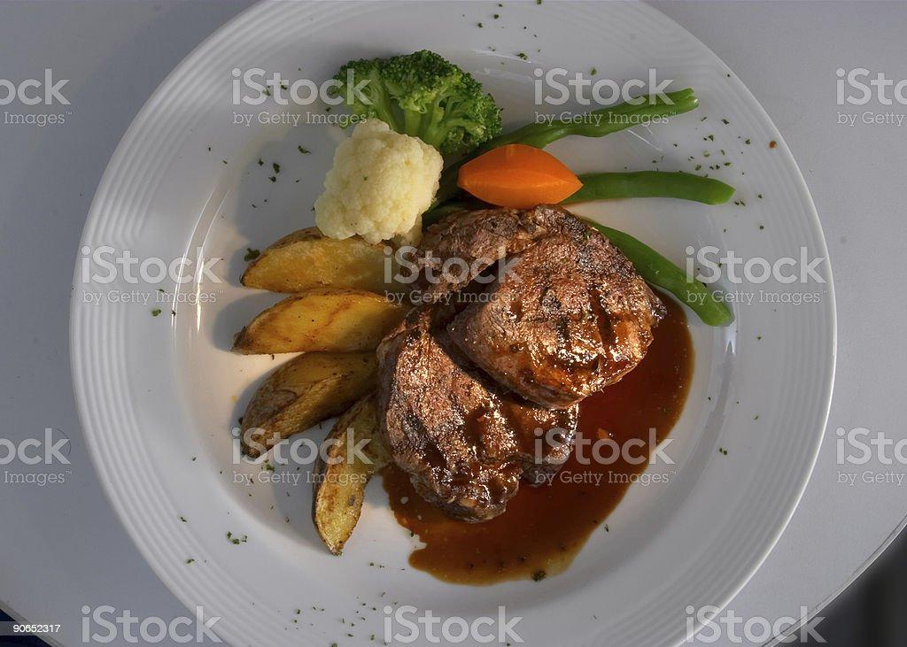 steak 1 royalty-free stock photo