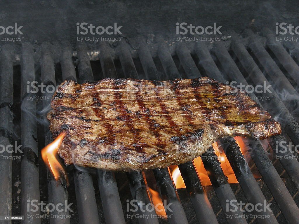 Steak Grilled royalty-free stock photo