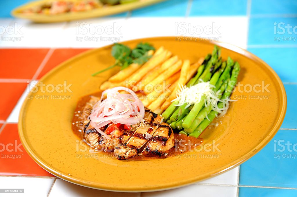 steak royalty-free stock photo