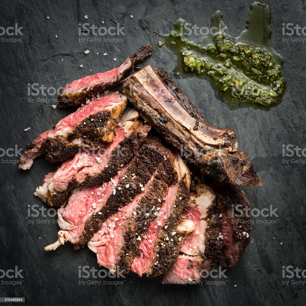 Steak stock photo