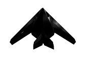 Stealth fighter - F117A Nighthawk