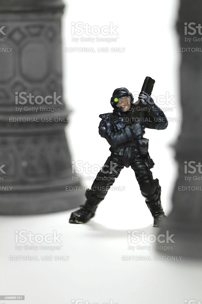 Stealth royalty-free stock photo