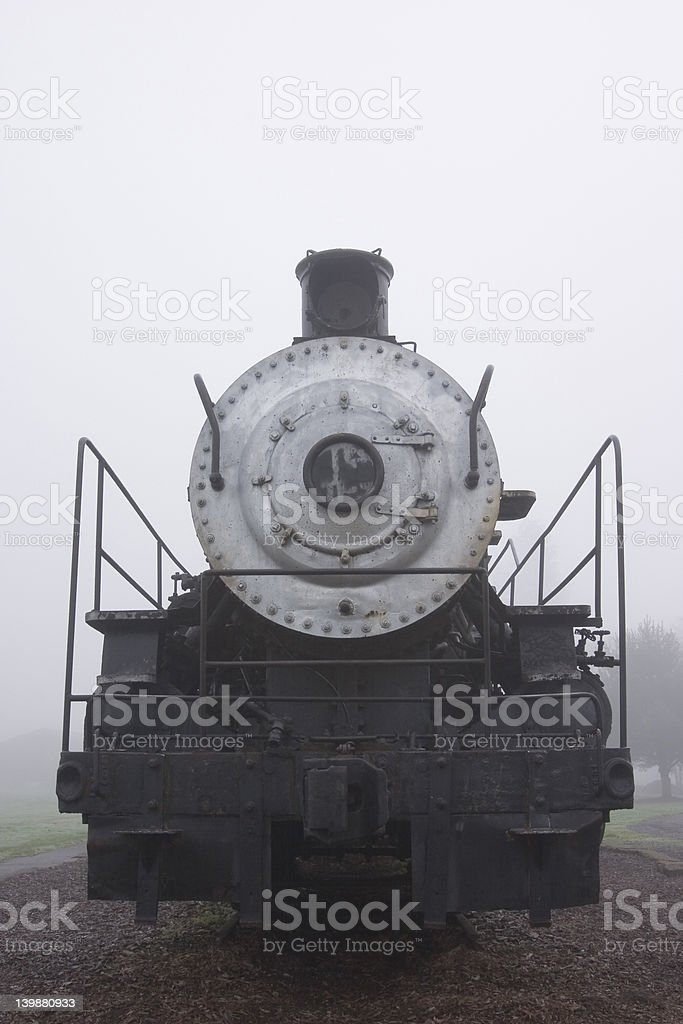 Steam Engine 3 royalty-free stock photo