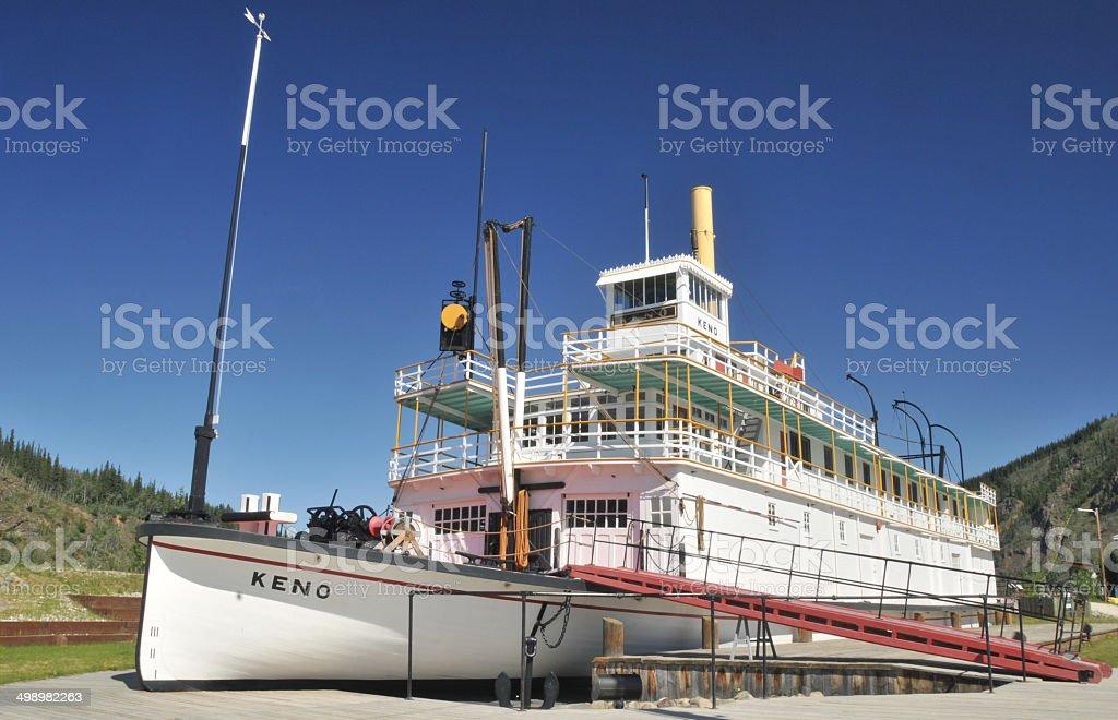 Steamboat, Yukon, Canada stock photo