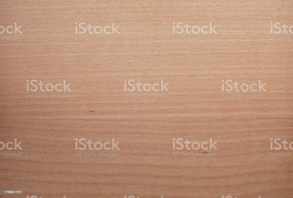 Steamed beech wood texture stock photo