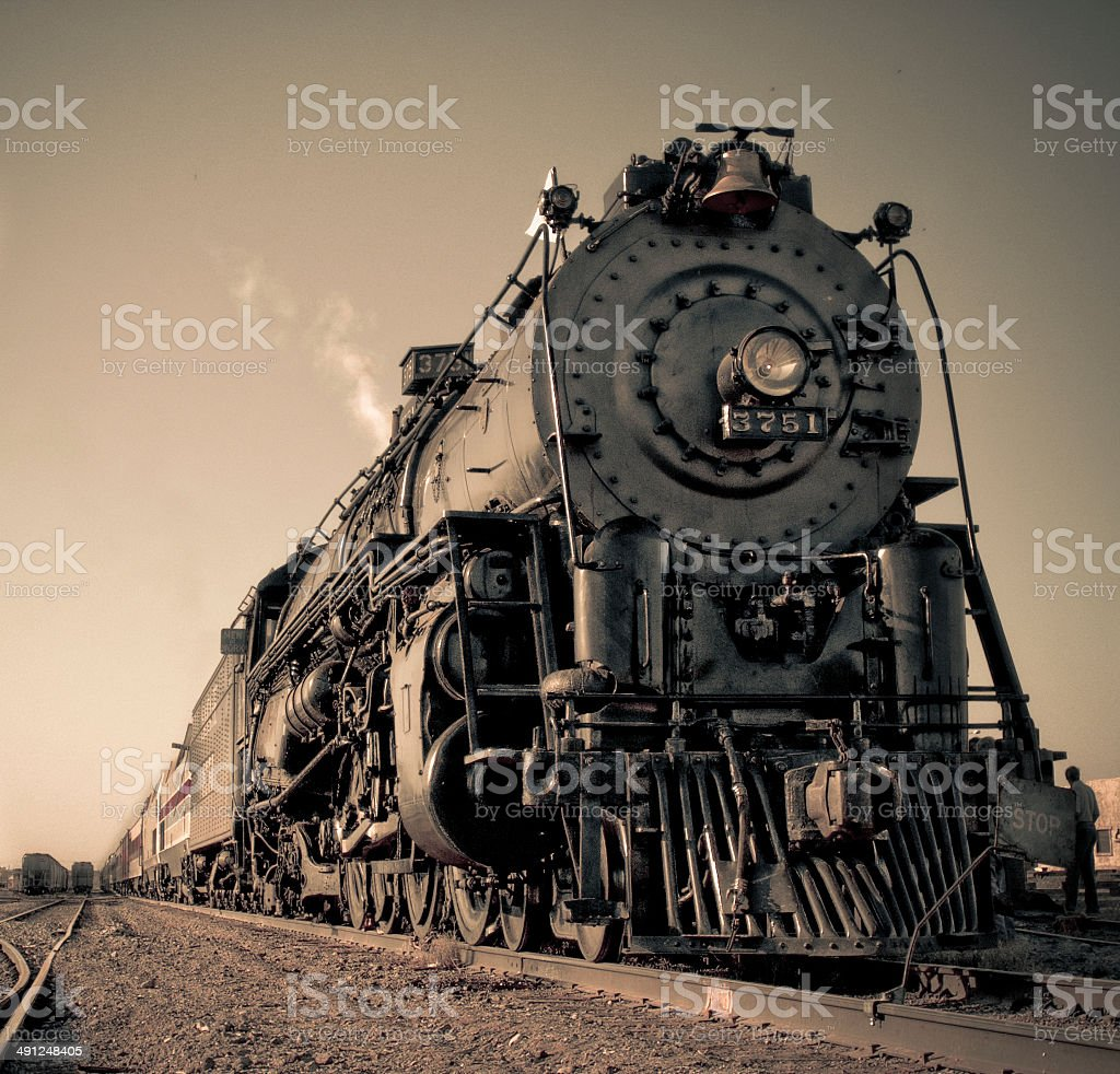 Steaming stock photo