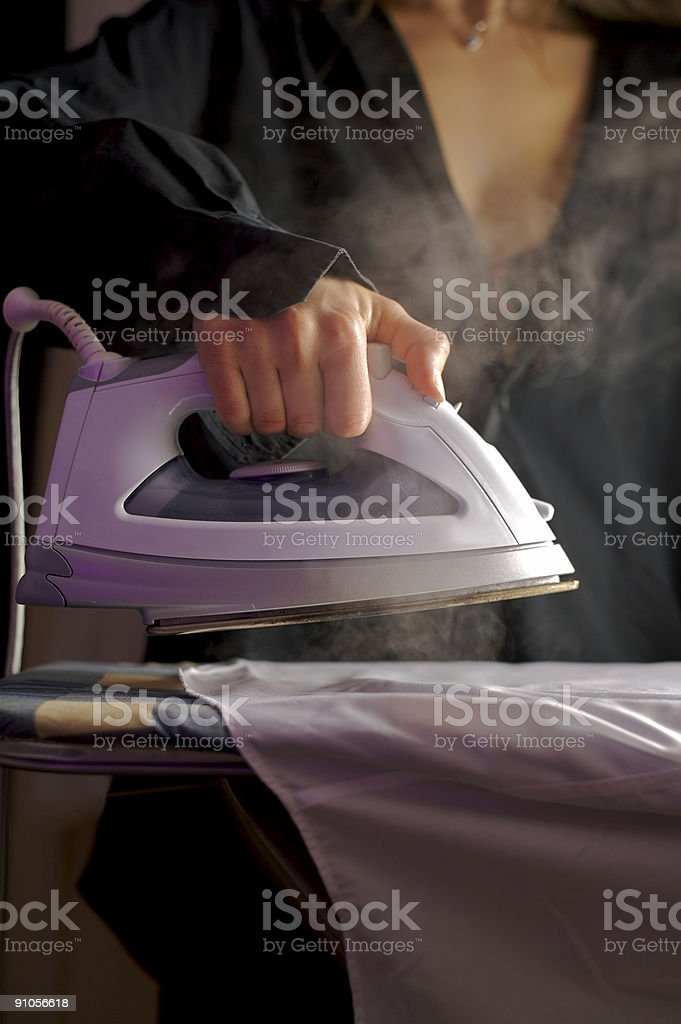 Steamy... royalty-free stock photo