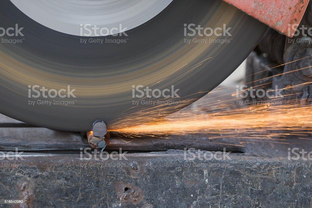 steel bar stock photo