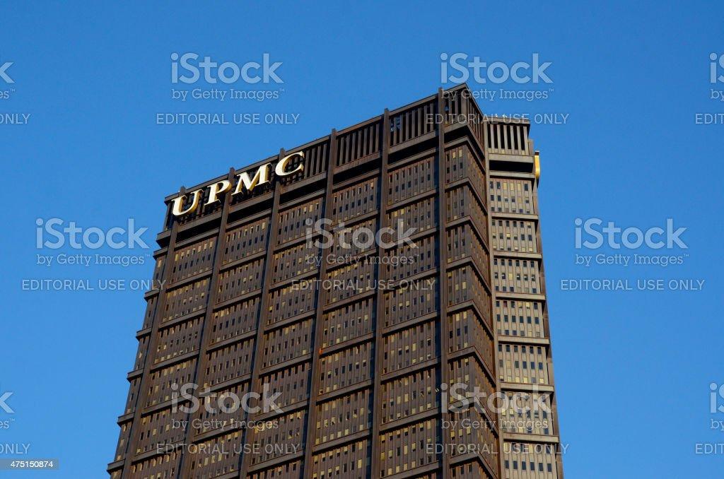 U. S. Steel Building Pittsburgh, Pennsylvania stock photo