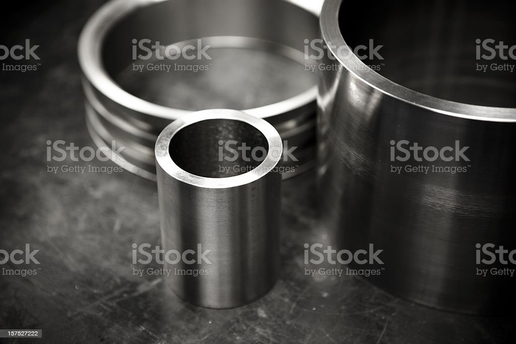 Steel cylinders