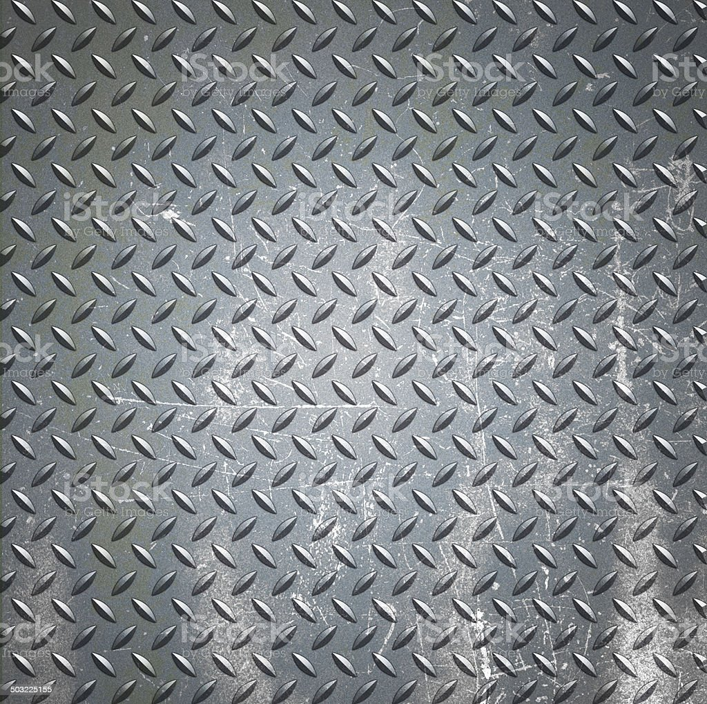 steel diamond plate texture background .metal plate stock photo