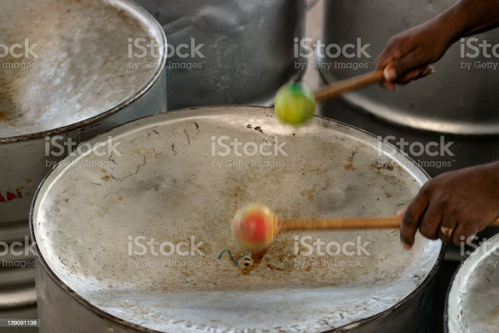 steel drum stock photo