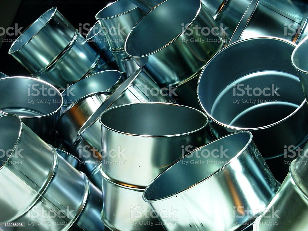 Steel Drums 2 stock photo