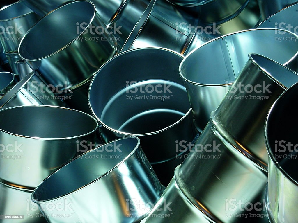 Steel Drums royalty-free stock photo