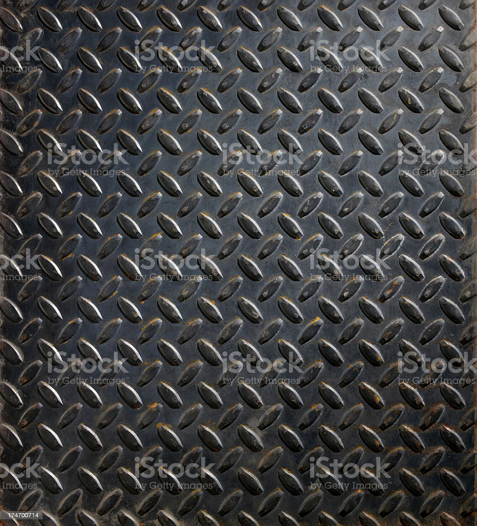 Steel Grate Background royalty-free stock photo