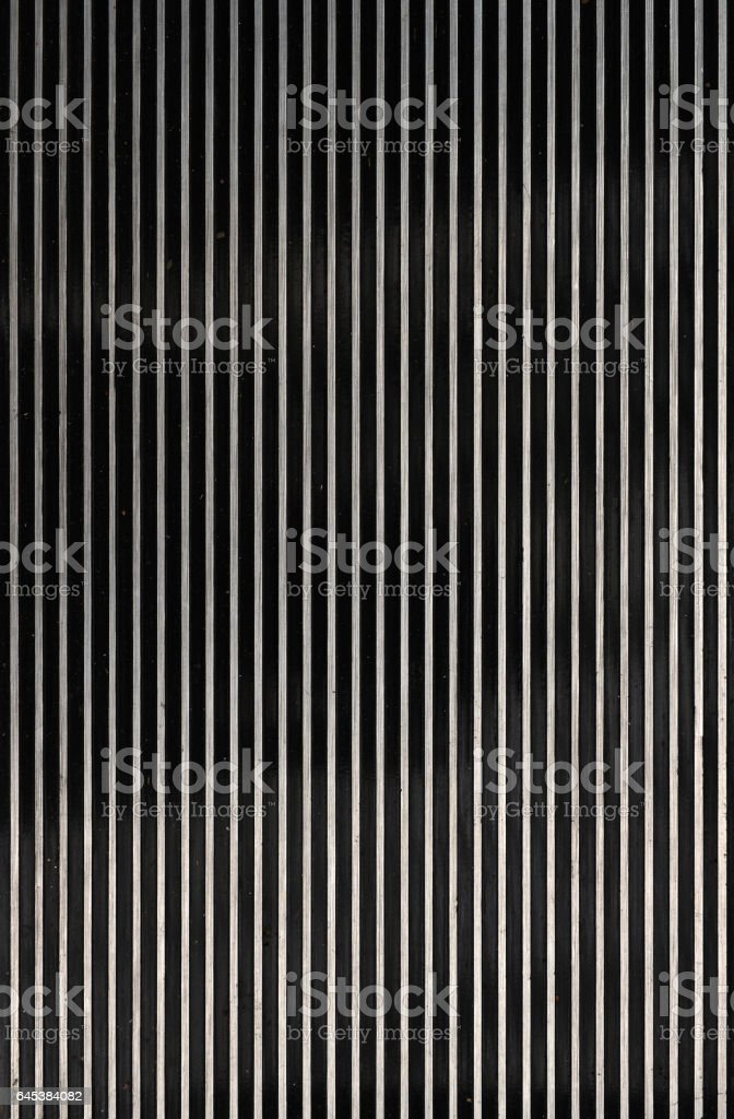 Steel lines seamless texture, wallpaper stock photo