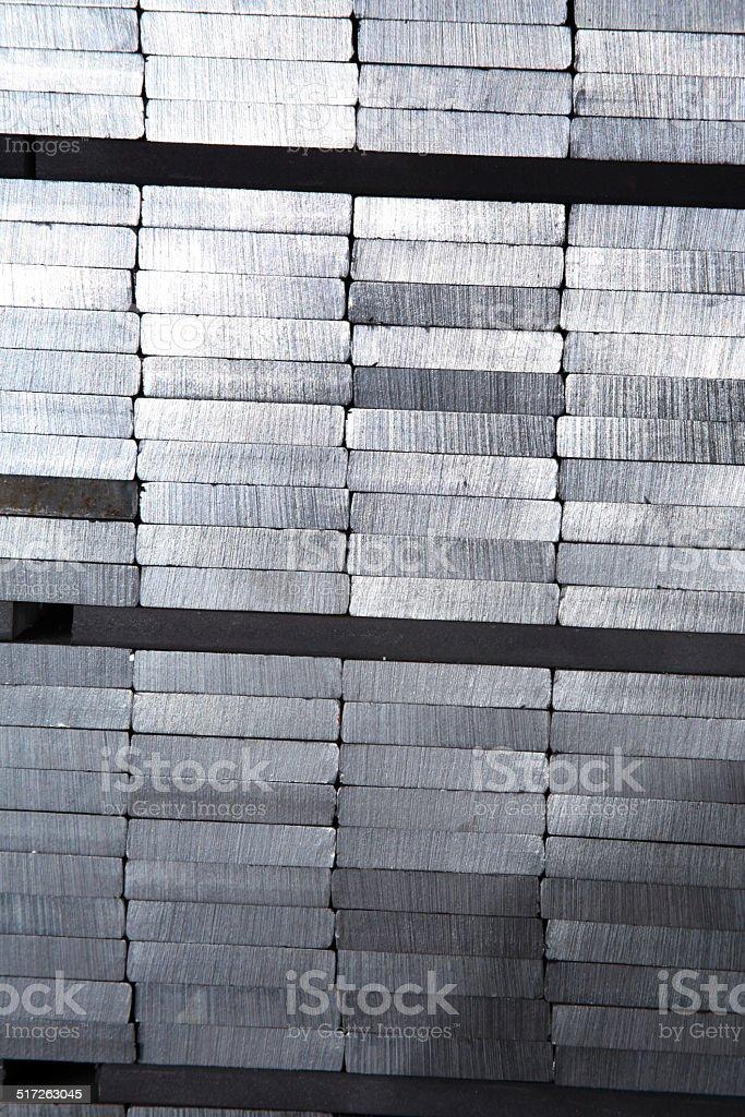 steel mold stock photo