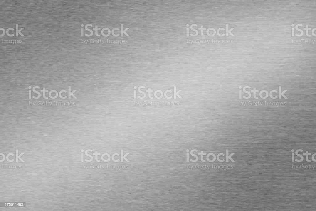 Steel or Aluminum Silver colour stock photo
