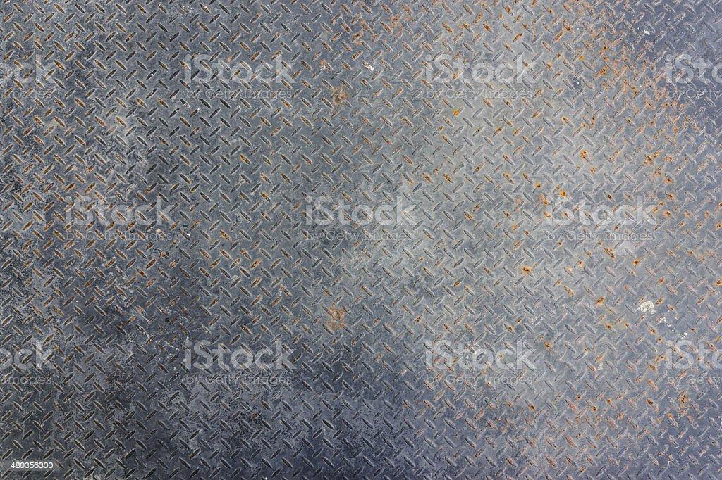 steel plate stock photo