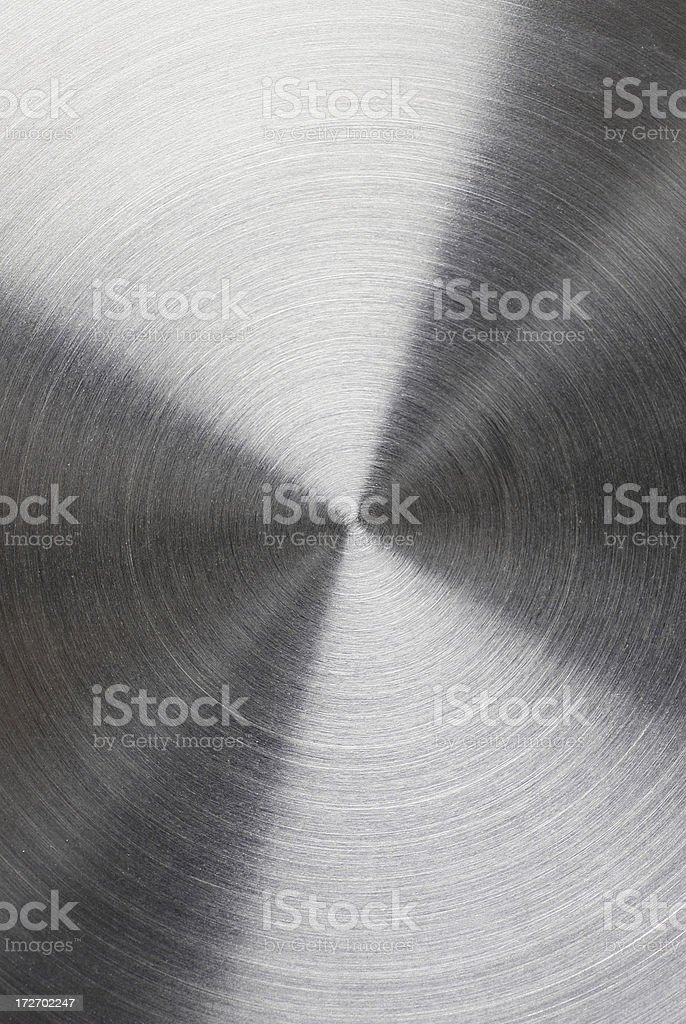 steel - radial royalty-free stock photo