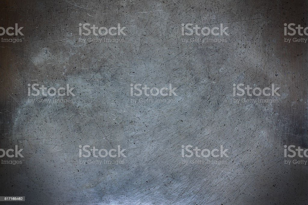 Steel texture with shadow for pattern and background stock photo