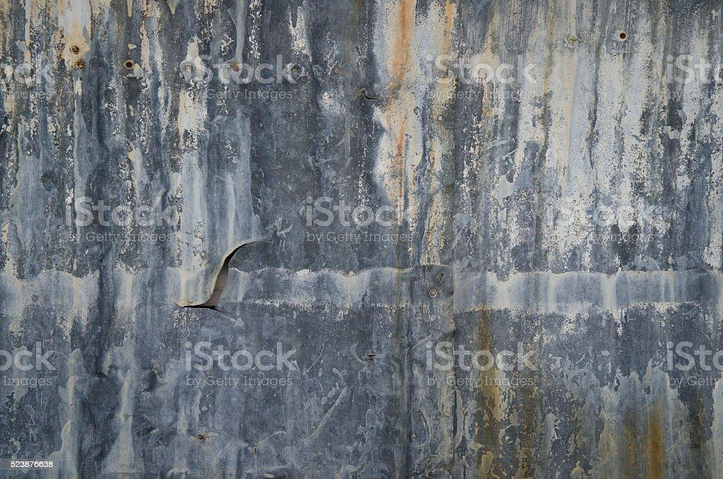 Steel Wall stock photo