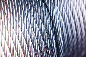 steel wire or steel rope, rope sling drum.