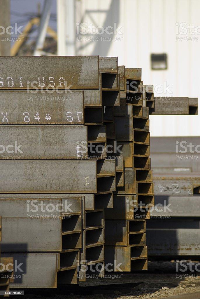 Steelyard Series 1 royalty-free stock photo
