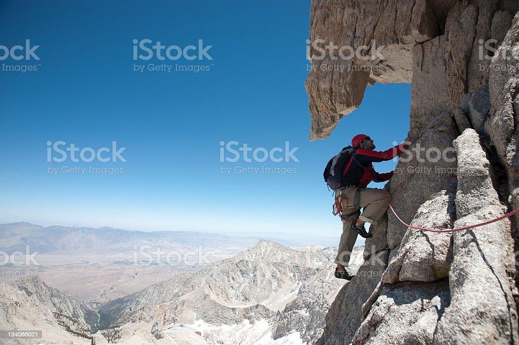 steep royalty-free stock photo