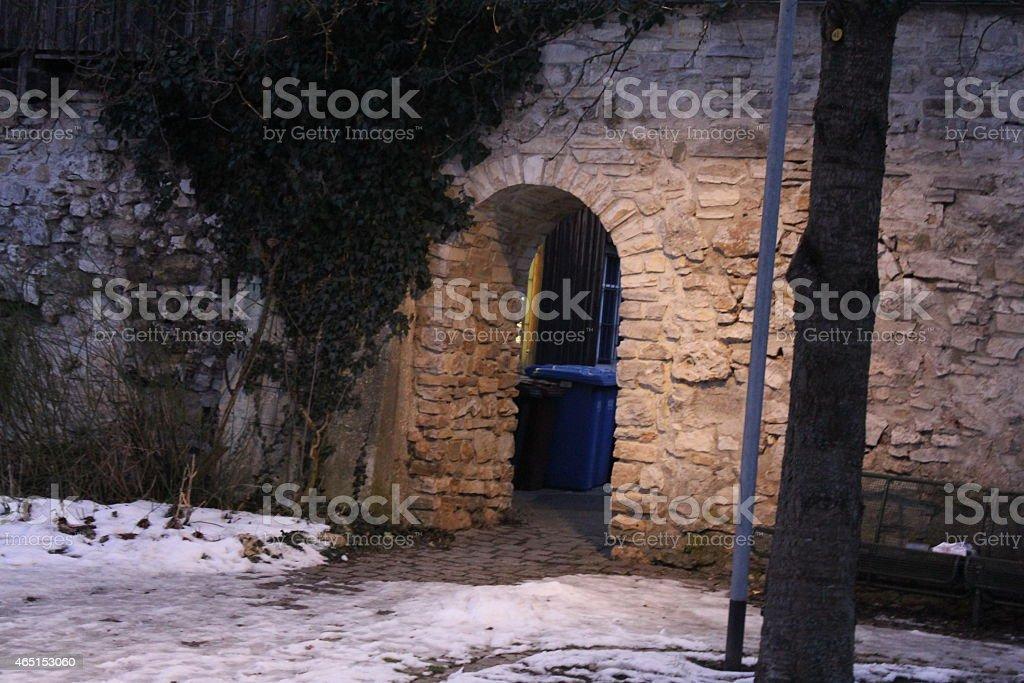 steintor stock photo