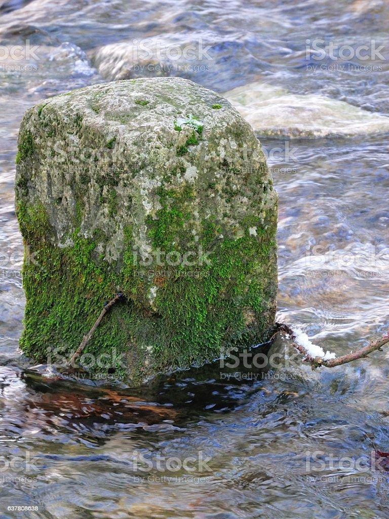 Steinzeit stock photo