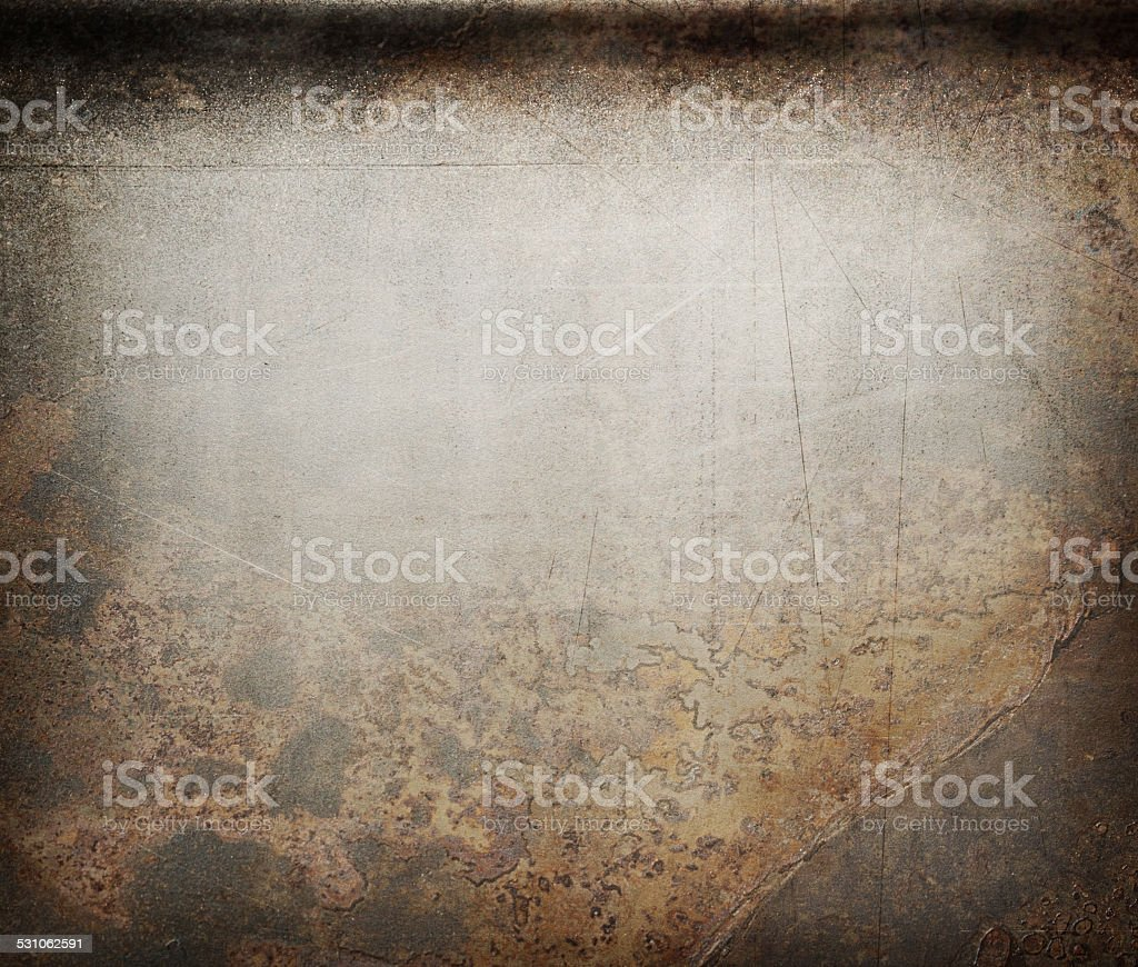Stell background stock photo
