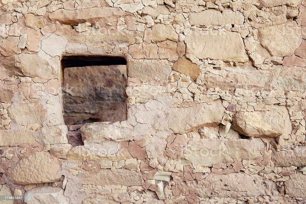 Step House Ruins - Mesa Verde National Park, Colorado royalty-free stock photo